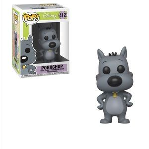 Funko Pop Disneys Doug Porkchop